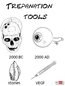 Trepanation BC versus AD: how time changes