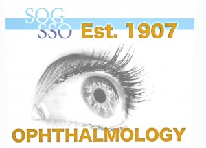 Swiss Society of Ophthalmology SSO SOG, Est. 1907